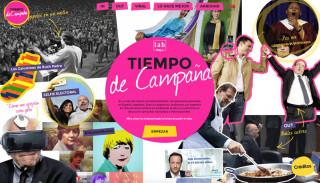 Reportaje Tiempo de campaña RTVE