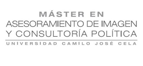 Master en Asesoramiento de Imagen y Consultoría Política