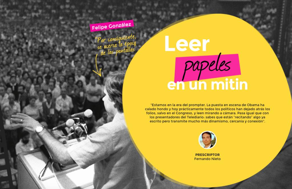 discursos reportaje tiempo de campaña RTVE.es